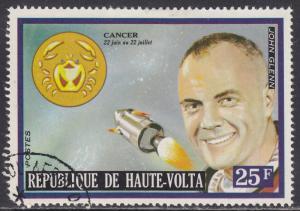 Burkina Faso 314 Famous Men & Zodiac Signs 1973