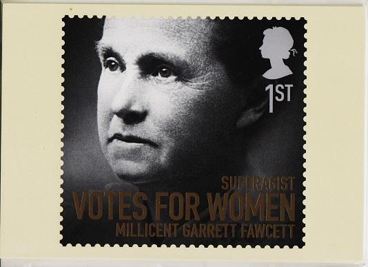 Great Britain. 2008 Women of Distinction. PHQ Cards(6) Unused