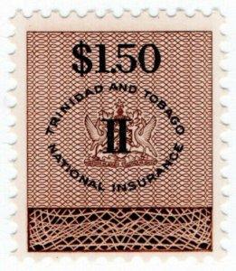 (I.B) Trinidad & Tobago Revenue : National Insurance $1.50