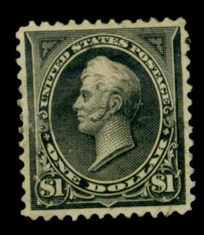 276 MINT F-VF OG he thin crease  Cat$600