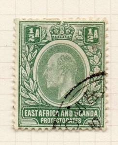 British KUT 1904 Early Issue Fine Used 1/2a. 277580