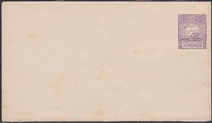 NEW SOUTH WALES 1d envelope overprinted SPECIMEN...........................53727