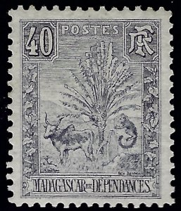 Malagasy/Madagascar Beautiful VF Sc #72 Mint..Fill an important spot!