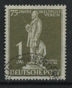 Germany Berlin 1 mark used