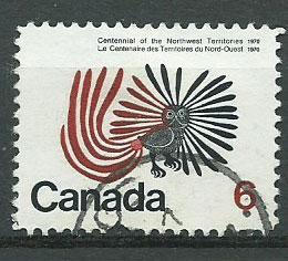 Canada SG 648  FU