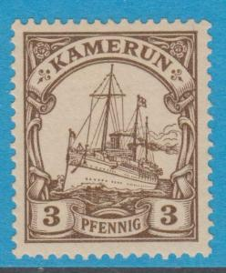 GERMAN COLONIES CAMEROUN 7 MINT NEVER HINGED OG ** NO FAULTS EXTRA FINE !