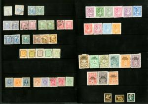 Montenegro Stamps 74x Different Rare Lot Mint/Used