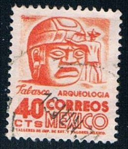 Mexico Aztec 40 - pickastamp (MP6R505)