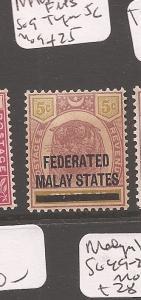 Malaya FMS Tiger SG 9 MOG (2atl)