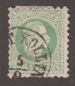 Austria 28 Franz Josef  1867