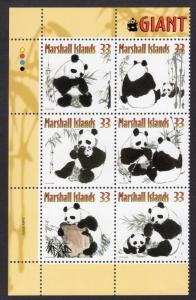 MARSHALL ISLANDS SCOTT 731
