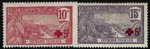Guadeloupe French Revolution B1-B2 VF hr $10.00...Make me an Offer!