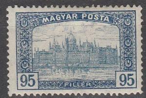 Hungary #189  MNH  (K1306)