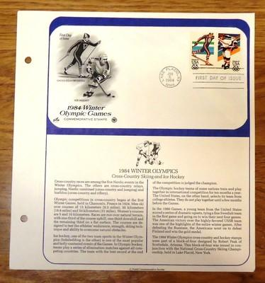Book Insert Stamp Envelopes Qty 6 Very Good 1st Day of Is...