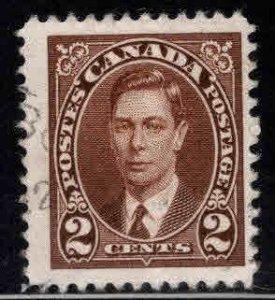 CANADA Scott 232 Used KGVI stamp