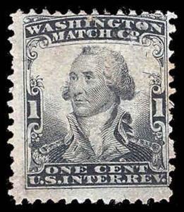 U.S. REV. MATCH RO181b  Mint (ID # 79420)