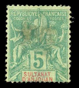 Anjouan 4 Used
