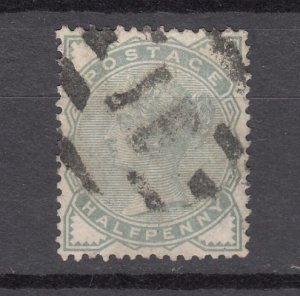 J27446 1880-1 great britain used #78 queen