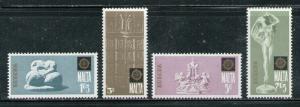 MALTA 1974 MNH SC.480/483 CEPT Europe