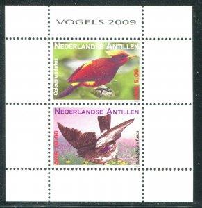 Netherlands Antilles 2009 Sc 1227 Birds CV $15