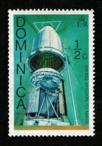 Space 1976 Viking Space Mission Republica Dominicana 1/2с (TS-546)