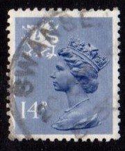 Wales - #WMMH23 Machin Queen Elizabeth II - Used