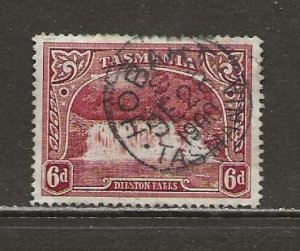 Tasmania Scott catalog # 93 Used