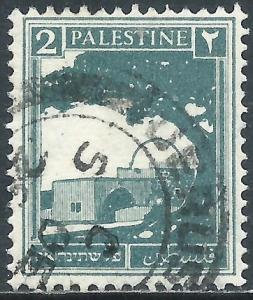 Palestine, Sc #63, 2m Used