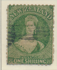 New Zealand Stamp Scott #37a, Used - Free U.S. Shipping, Free Worldwide Shipp...