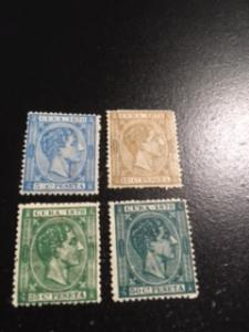 Cuba sc 76,78-80 MHR