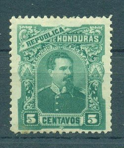 Honduras sc# 53 mh cat value $.30