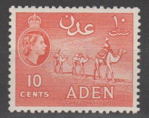 Aden #49  MNH F-VF (ST1925)
