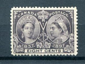 Canada #56    Mint VF   - Lakeshore Philateics