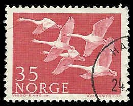 Norway - 353 - Used - SCV-0.60