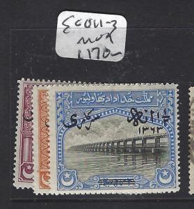 PAKISTAN BAHAWALPUR (P3001B)  SG O11-3     MOG