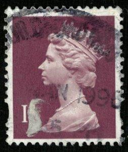 Queen, Great Britain (T-4818)