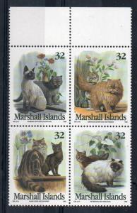 MARSHALL ISLANDS - CATS - 1995 -