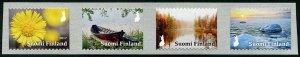 HERRICKSTAMP NEW ISSUES FINLAND Sc.# 1552a Four Seasons Self-Adh. Coil Strip