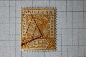 St. Helena sc#43 used sound