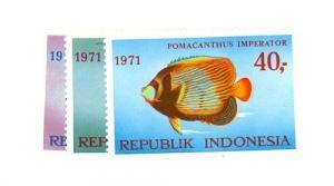 Indonesia Scott 810-812 NH    [ID#428549]