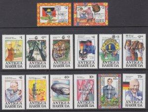 Barbuda 1373-1386 MNH VF