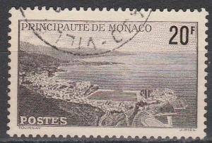 Monaco #175A F-VF Used  (S1344)