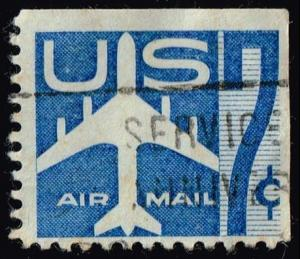 US #C51 Jet Airliner; Used (0.25)