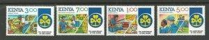 1985 Kenya Girl Guides 75th anniversary