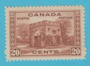 Canada 243 MNH - Neuf sans Charnière Og N° Défauts Extra Fines