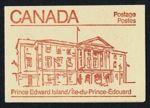 Canada 946b Booklet BK84a Prince Edward Island MNH Maple Leaf (sealed)