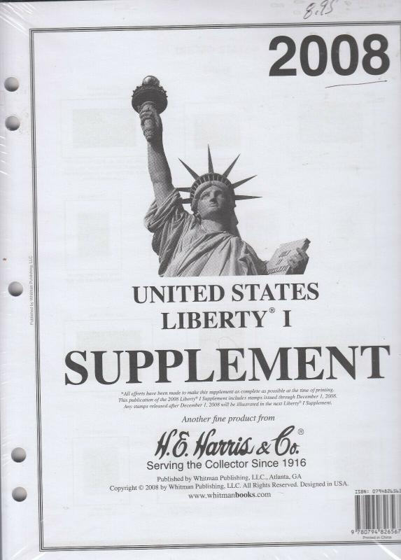 Harris 2008 United States Liberty I Supplement