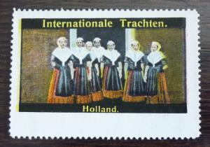 POSTER STAMP! germany austria france russia dt. reich J26