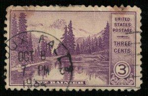 United States 3 cents MT. RAINIER (Т-5425)
