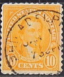 US, 1923, James Monroe (1758-1831)